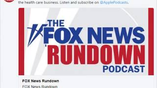 Fox News Rundown with guest Seth Denson from GDP Advisors