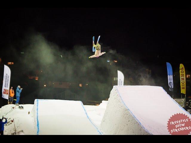 Freestyleshow Sörenberg 2017
