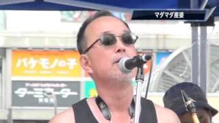 2015 8 16 すみだStreet Jazz Festival 錦糸町駅南口広場 Fancy Seachic...
