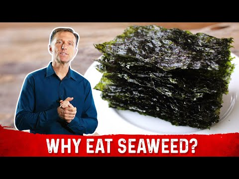 The Benefits of Roasted Seaweed