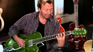 Gretsch 6120SH Brian Setzer Green Sparkle Hot Rod