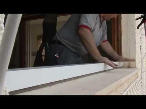 Instalar ventanas de pvc sin obras youtube for Como poner una puerta de madera con marco