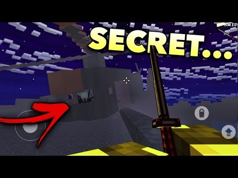 The BIGGEST SECRET In Pixel Gun 3D...