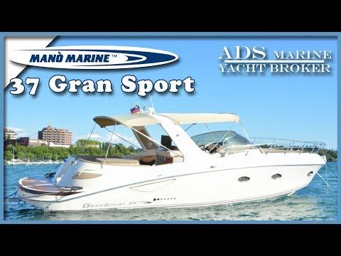 Mano Marine 37 Gran Sport By ADS Marine