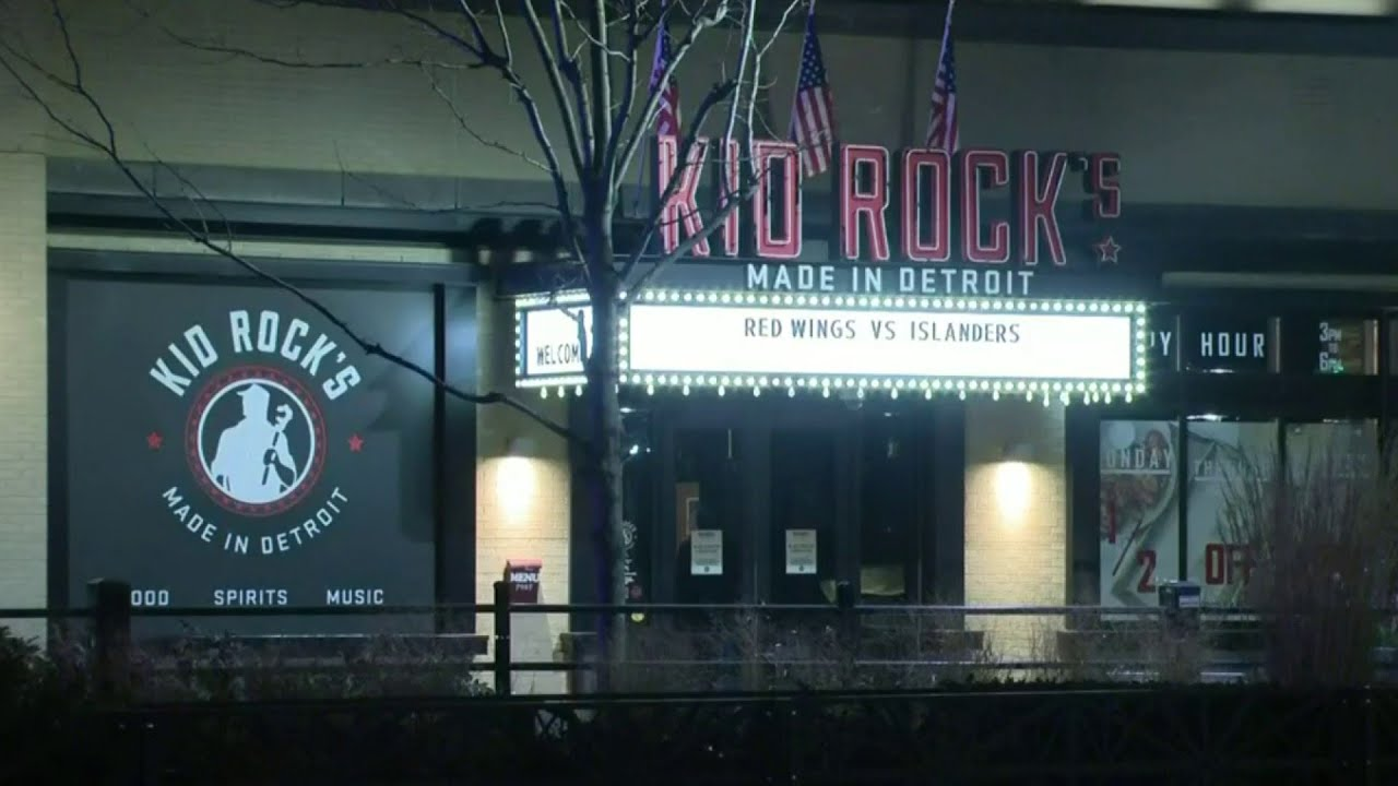Kid Rock not reopening Made in Detroit restaurant at LCA