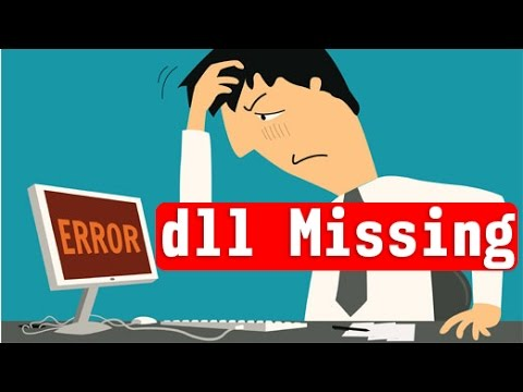 How to Fix Any MISSING.dll Files Error - (D3DX9_43.DLL,d3dx9_35.dll.)