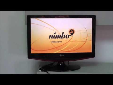 Ver la TDT española en todo el mundo con Nimbo