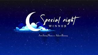[VIETSUB] SPECIAL NIGHT - WINNER