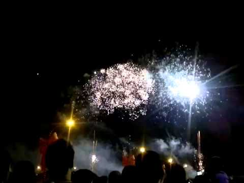 PYROFEST COMPETITION @ SM CITY CLARK (Bulacan) 2nd Place.mp4