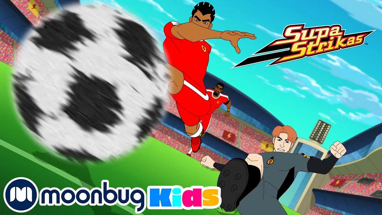 Download Supa Strikas - Season 7! - Perfect Match! | Soccer Cartoon For Kids | Moonbug Kids