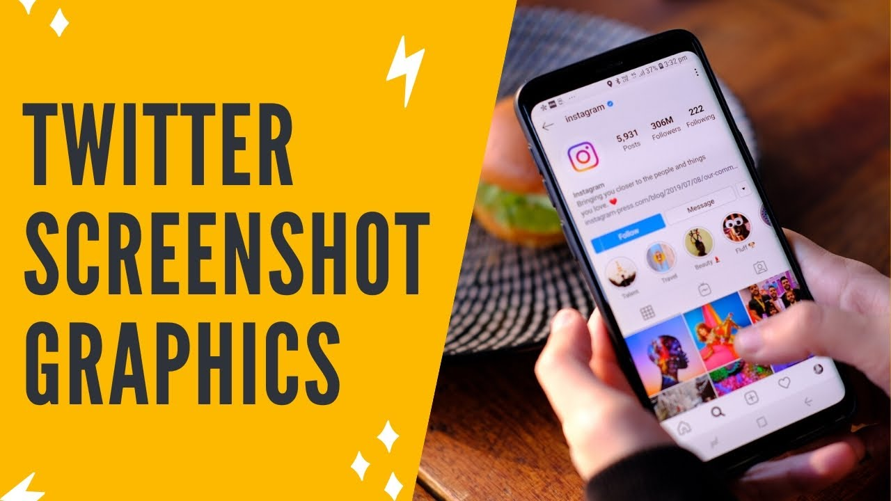 TWEET FOR INSTAGRAM: How To Make Twitter Screenshot Graphics For Instagram To Repost A Tweet