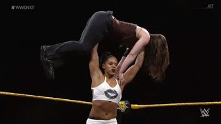 Bianca Belair vs Nikki cross : NXT 01/09/2018 (full match)