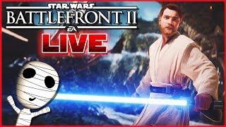 Sith-Lords sind unsere Spezialität! 🔴 Star Wars: Battlefront II // PS4 Livestream