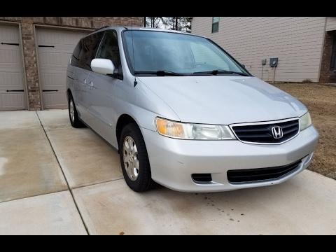 2001 Honda Odyssey Bagged Doovi