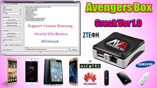 Avengers Box Crack 1.0 Work 100% / Free Avengers Box Crack unlock  Phone 2017