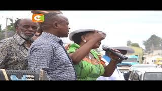 Raila Odinga ajimwayamwaya Ukambani