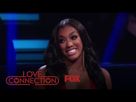 Porsha's Date Did Not Get The Kiss | Season 2 Ep. 4 | LOVE CONNECTION