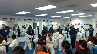 Ethan karate exam(2)