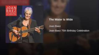 Provided to YouTube by Red Essential The Water Is Wide · Joan Baez ...