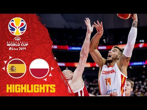 Spain v Poland - Highlights - Quarter-Final - FIBA Basketball World Cup 2019
