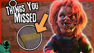 24 Things You Missed in Child's Play 3 (1991)