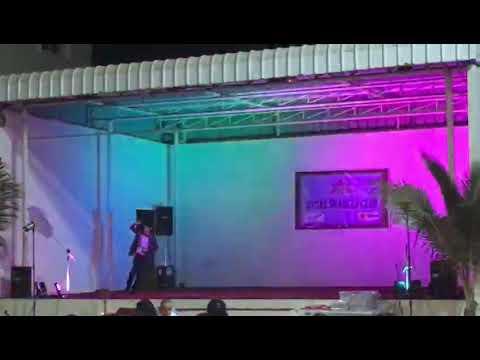 "Dance performance by ""Avinash Vatsa"" in gulf country Oman."