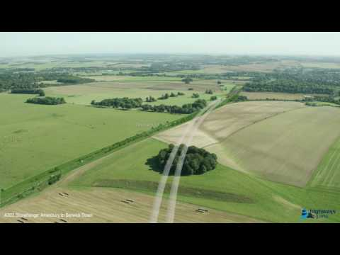 A303 Stonehenge Proposed Tunnel