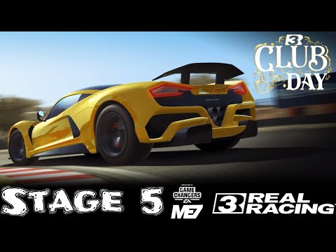 Club Day – Venom F5 – Stage 5