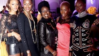 Africa Positive - Haute Couture Afrique - Niger - Prinz Asfa-Wossen - Zenzi Makeba