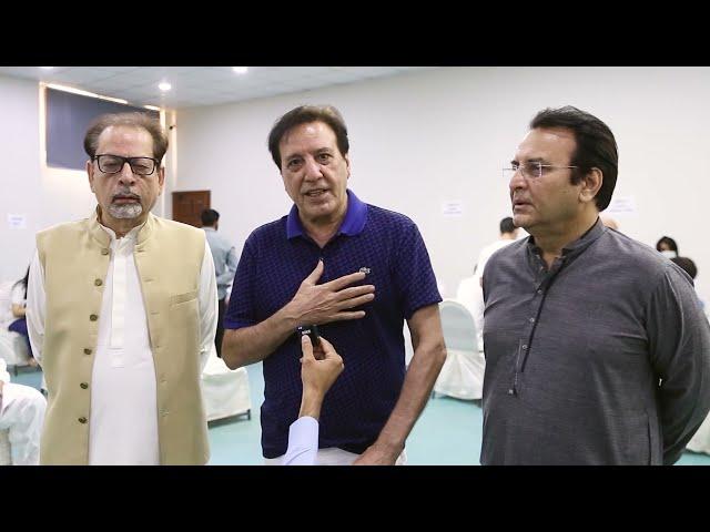 Javed Sheikh | Covid-19 Vaccination Centre | Arts Council Karachi   #acpkhi #artscouncil #covid_19