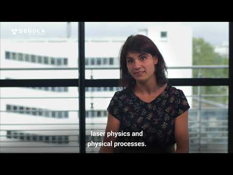 Noémie, PhD Student on additive manufacturing