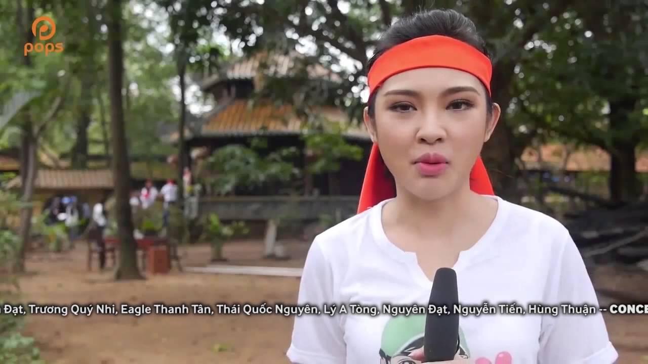 Behind The Scene Phim Ca Nhạc Đại Náo Võ Đường (Không Ngừng Yêu Em ) - Hồ Việt Trung