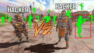 HACKER vs HACKER! - Best Apex Legends Funny Moments and Gameplay Ep 527