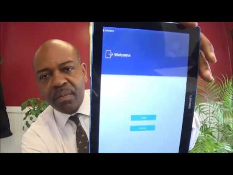 tps home hrv temp skin conductance biofeedback setup and demo