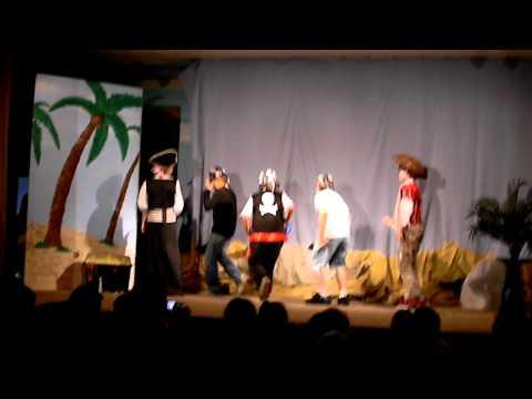 Pirates From Grammar Island - Mrs Evans Class.MOV