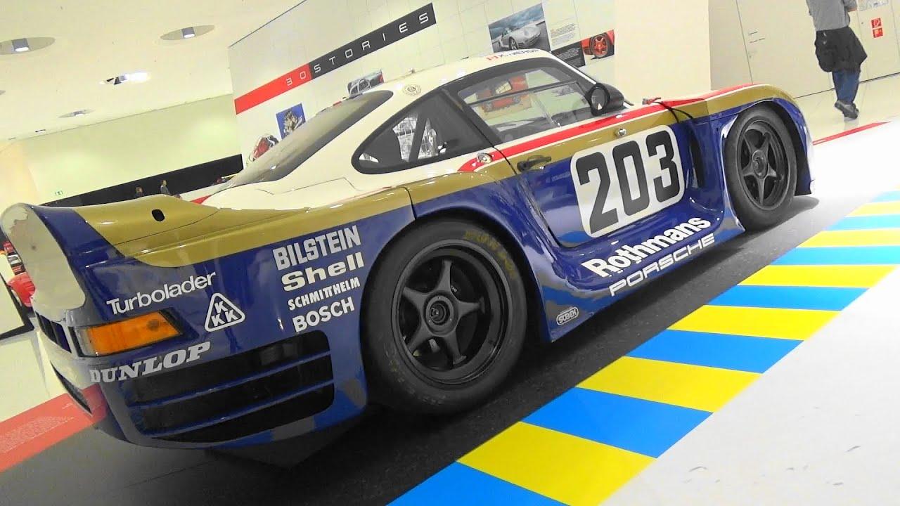 Porsche 961 The Super Porsche Porsche Museum Stuttgart