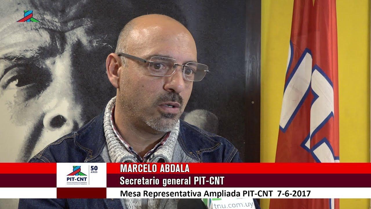 PIT CNT Mesa Representativa 7 6 2017