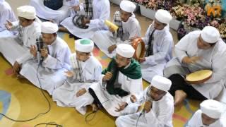 Qasidah SMA DMW 1 - Solatun Bissalamil Mubin