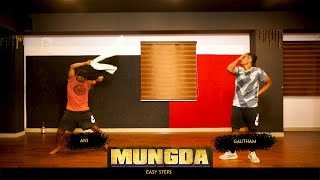 mungda dance performance - mungda | total dhamaal | मुंगडा | dance cover by gautham