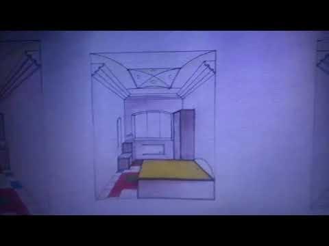 2nd Year B Arch Interior Design 1 Youtube