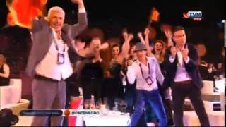 Eurovision Song Contest 2015 - Semi Final 2 Qualifiers