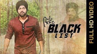 New Punjabi Songs 2016 || BLACK LIST || INDERMEET|| Punjabi Songs 2016