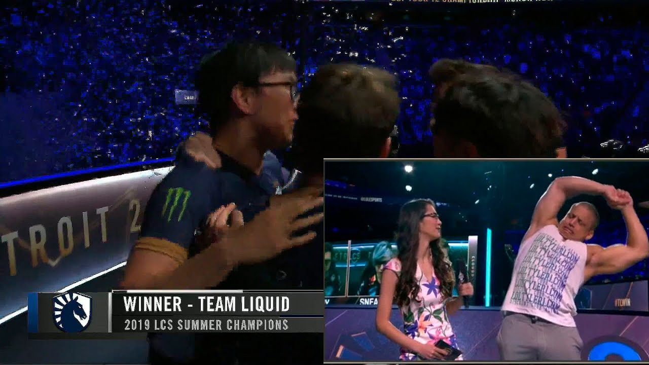 NA LCS Summer Finals 2019 - Best Teamfight and Funny moment