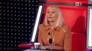Bailando Gente de Zona. Elisa.Beatrice.Cristina. The Voice of Italy 2016