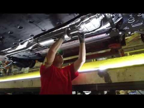 2019 Nissan Altima Manufacturing