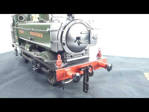 Darstaed / ACE Trains De Luxe O Gauge GWR 57xx Pannier Tank Locomotive RN5764