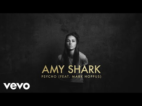 Amy Shark - Psycho (Lyric Video) ft. Mark Hoppus