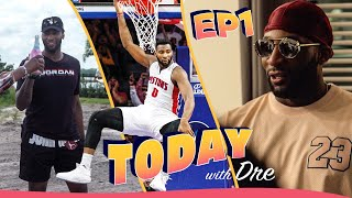 Andre Drummond Shows His CRAZY Life In Own Reality Show! Behind The Scenes With Dre And His Friends