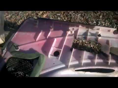 How to Repair a Damaged Saturn Door Trim Panel(1995-1999 Saturn SC2)