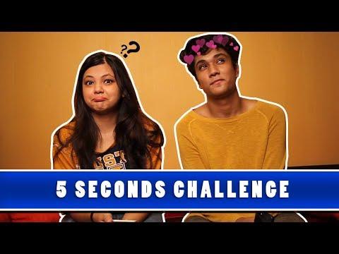 5 SECONDS CHALLENGE   MAAN